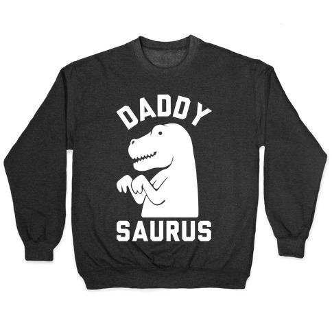Daddy Saurus Pullover
