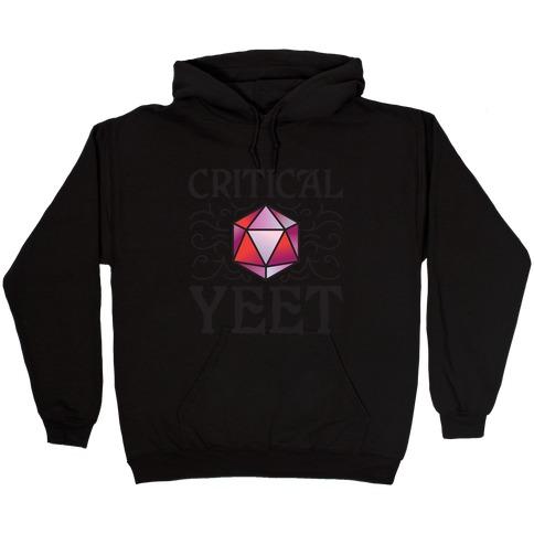Critical Yeet Hooded Sweatshirt