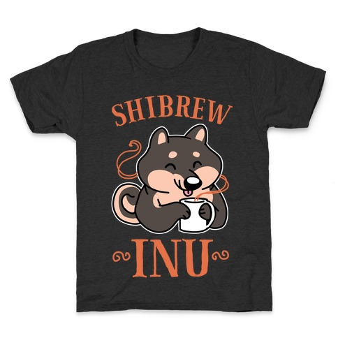 Shibrew Inu Kids T-Shirt