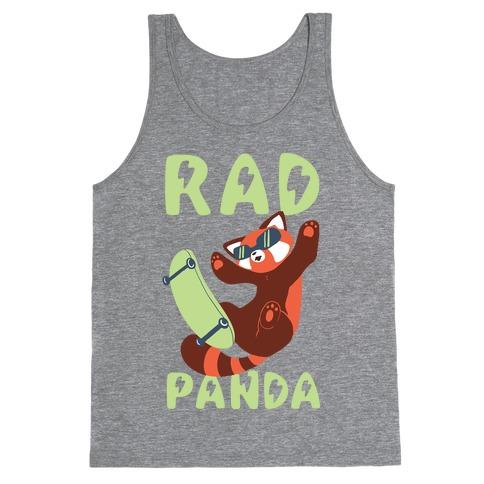 Rad Panda - Red Panda Tank Top