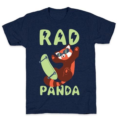 Rad Panda - Red Panda T-Shirt