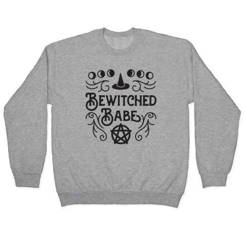 Bewitched Babe Pullover