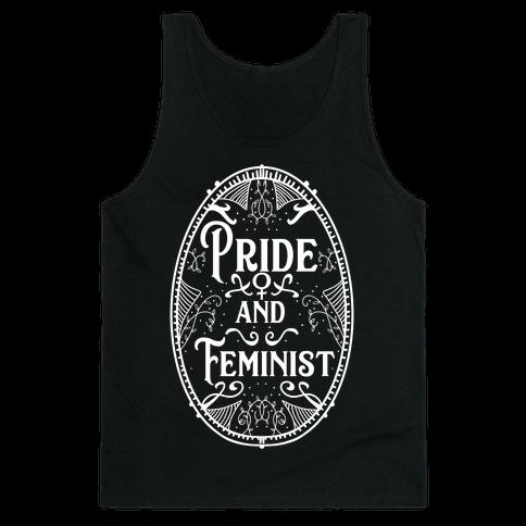 Pride and Feminist Tank Top