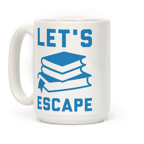 Let's Escape Coffee Mug