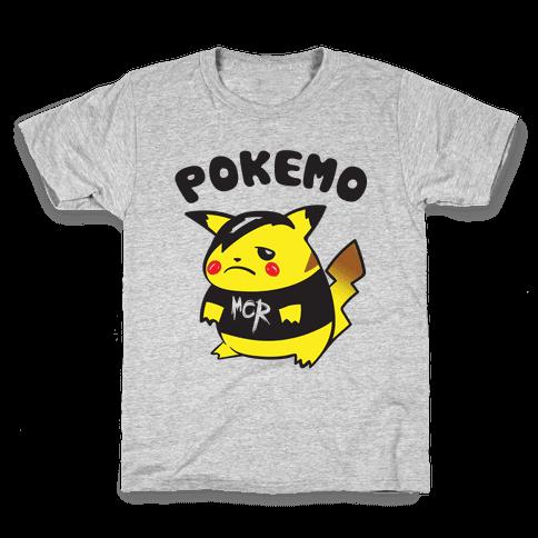 Pokemo Parody Kids T-Shirt