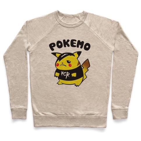 Pokemo Parody Pullover