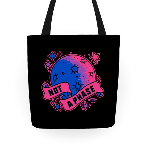 Not a Phase Bi Moon Tote