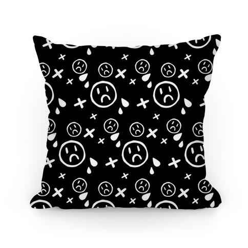 Emo Pattern Pillow