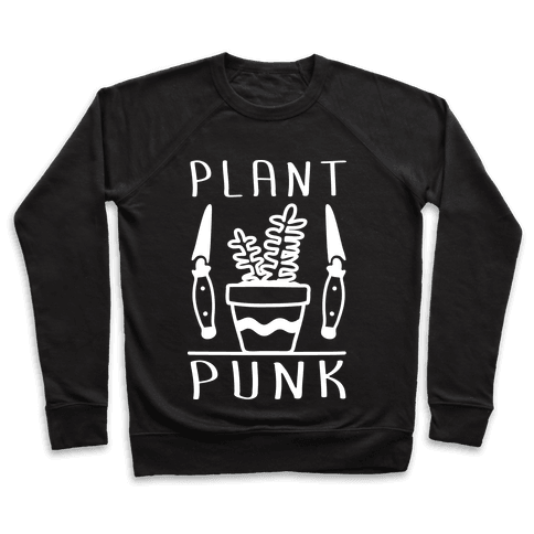 Plant Punk Pullover