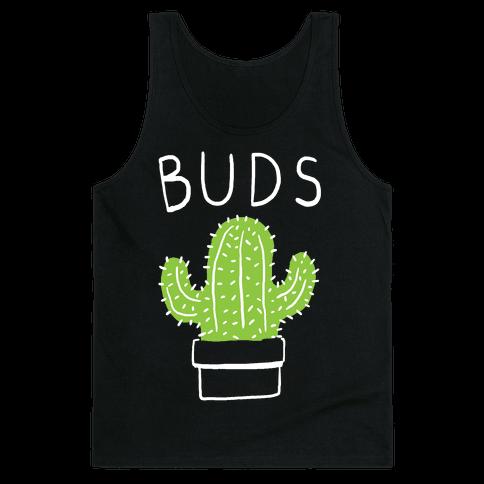 Best Buds Cactus Tank Top