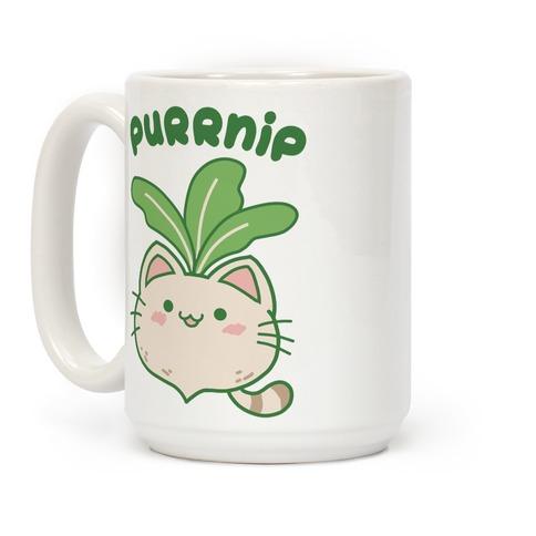 Purrnip Coffee Mug