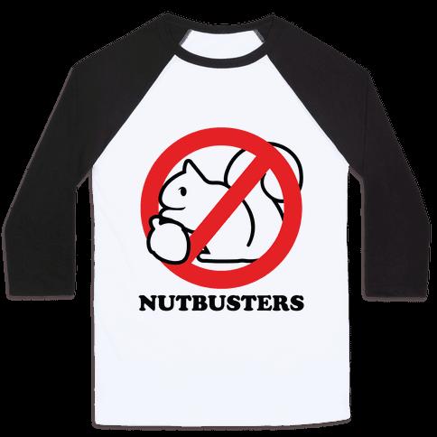 Nutbusters Baseball Tee