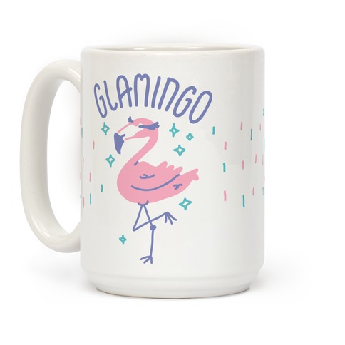Glamingo Coffee Mug