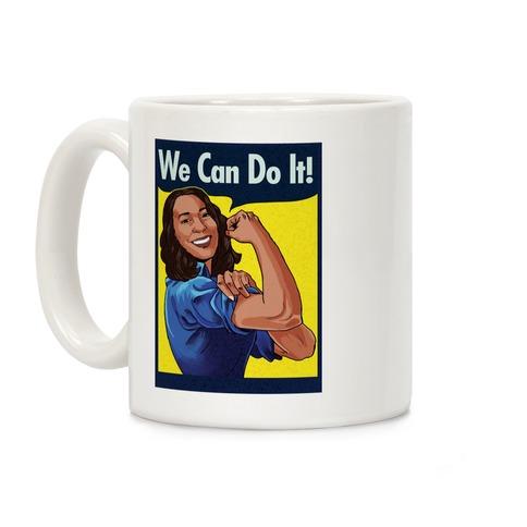 Kamala Harris We Can Do It Coffee Mug