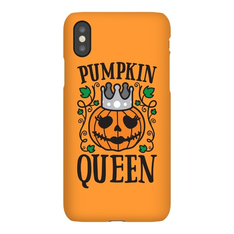 Pumpkin Queen Phone Case