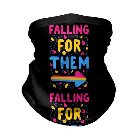 Falling for Them Neck Gaiter