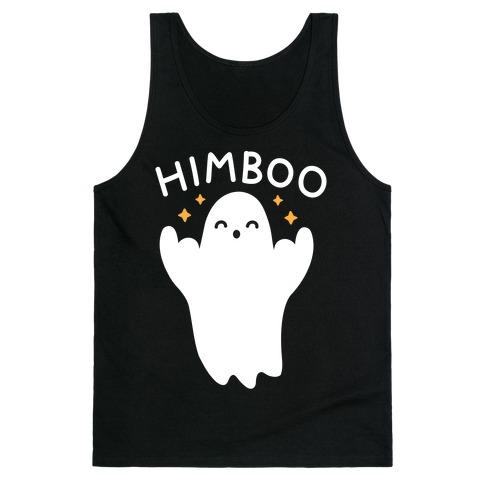 Himboo Ghost Himbo Tank Top