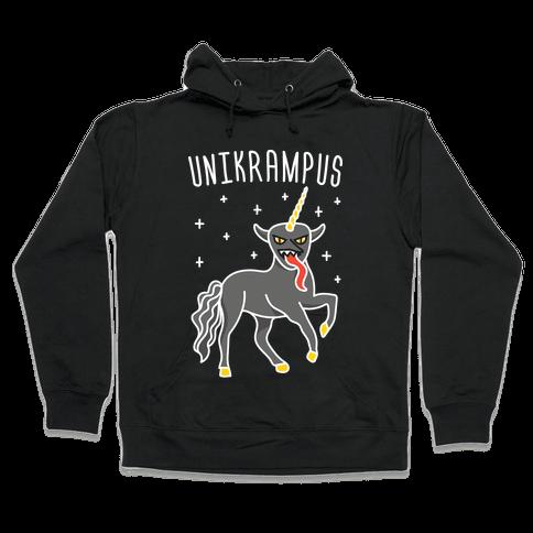 UniKrampus Hooded Sweatshirt