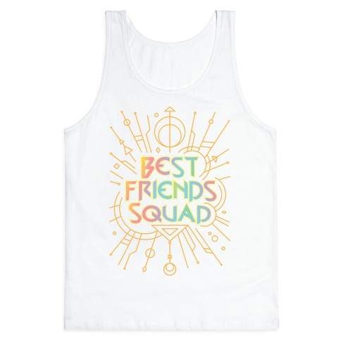 Best Friends Squad Tank Top