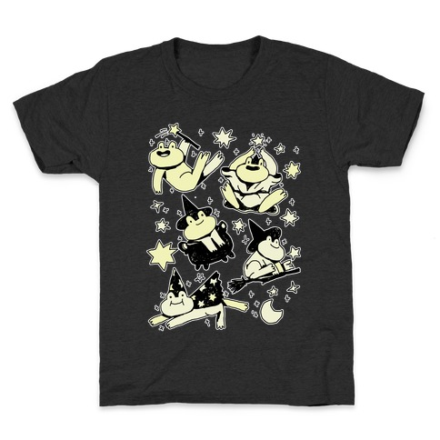Magic Frogs Kids T-Shirt