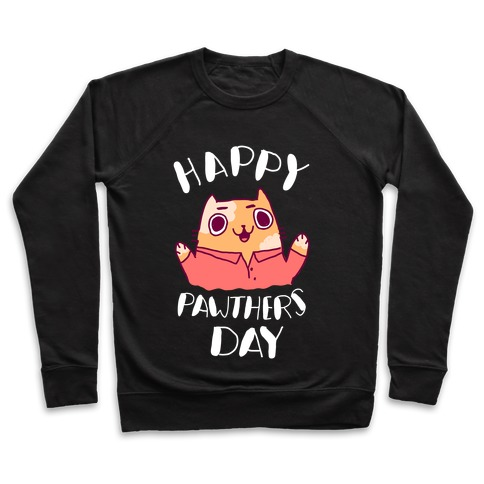 Happy Pawther's Day Pullover