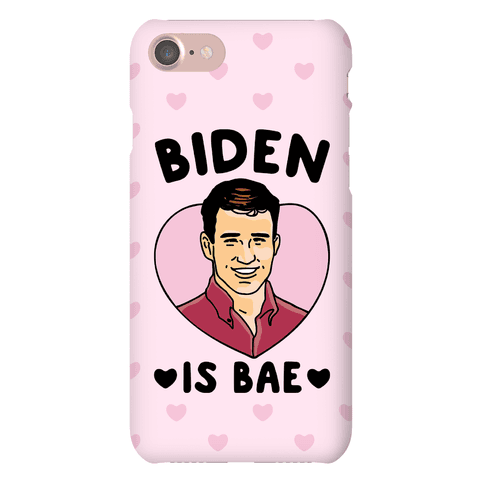 Biden Is Bae Phone Case