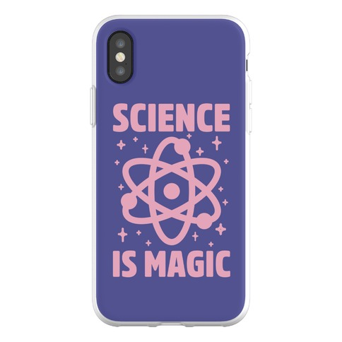 Science Is Magic Phone Flexi-Case