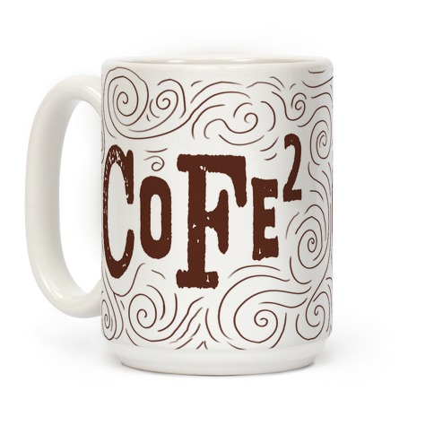 CoFe2 Coffee Mug