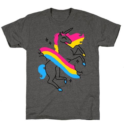 Unicorn Pan Pride T-Shirt