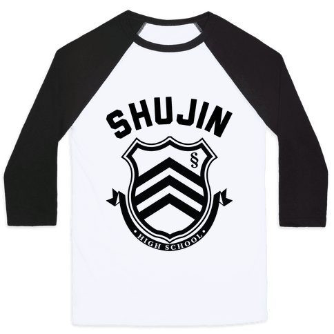 Shujin High School Baseball Tee