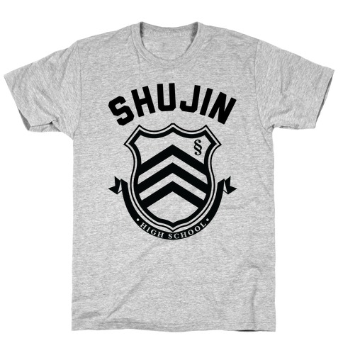 Shujin High School Mens T-Shirt