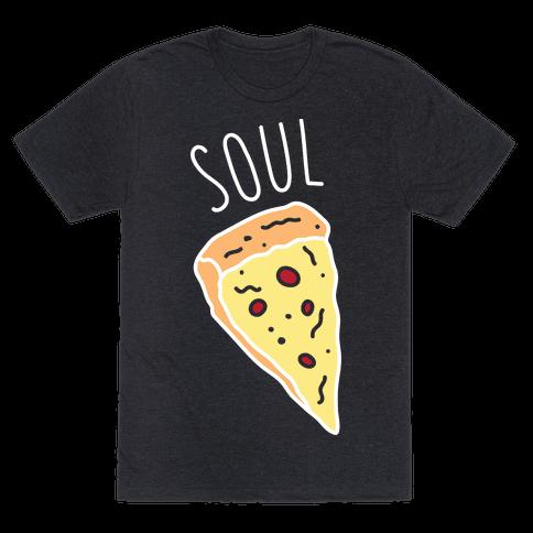 Soul Mates Pizza 1 (White)