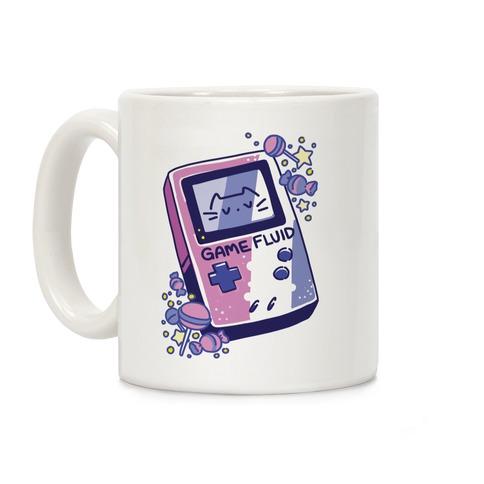 Game Fluid Coffee Mug