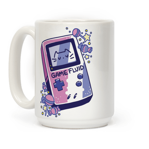 Game Fluid Coffee Mug