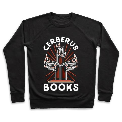 Cerberus Books Pullover