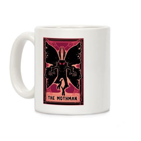 The Mothman Tarot Coffee Mug