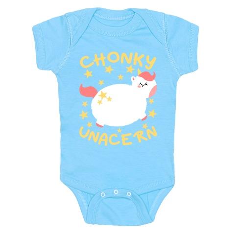 Chonky Unacern Baby One-Piece