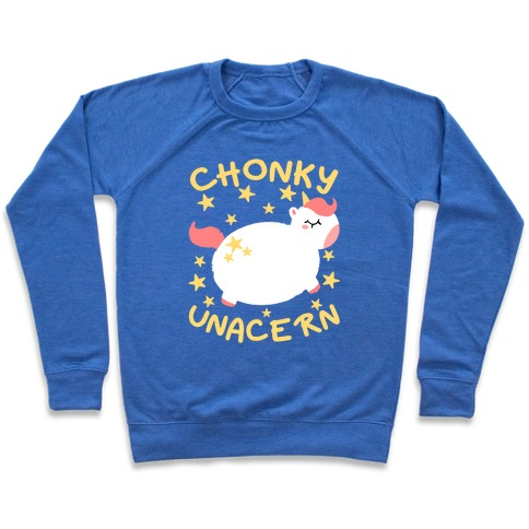 Chonky Unacern Pullover