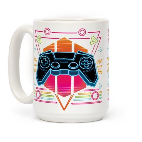 Synthwave Gamer Coffee Mug