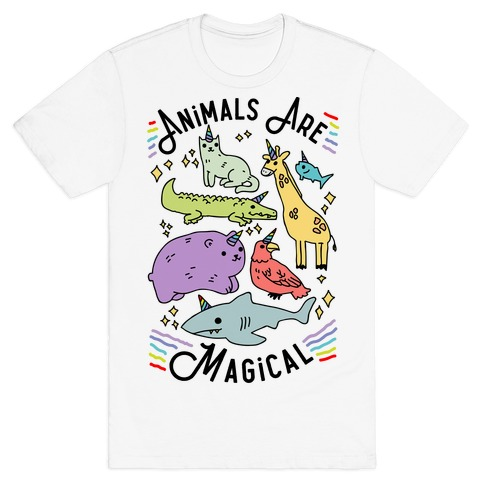 Animals Are Magical T-Shirt