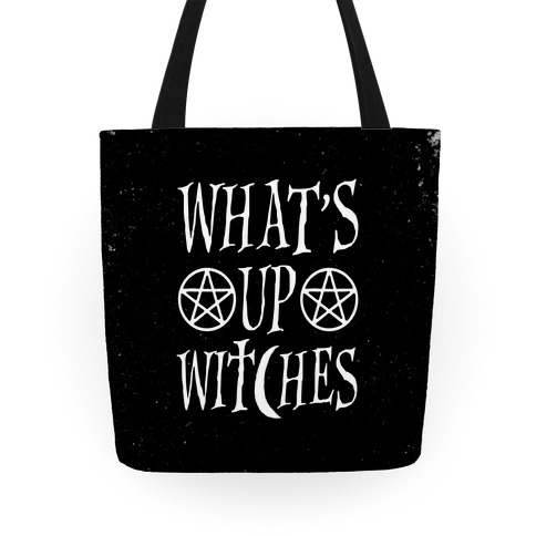 What's Up Witches Tote