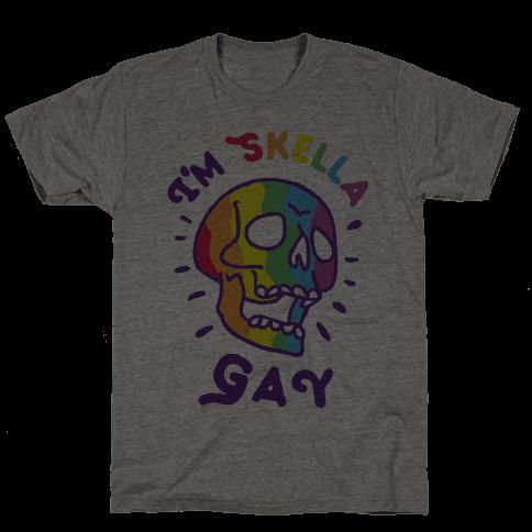 I'm Skella GAY Mens T-Shirt