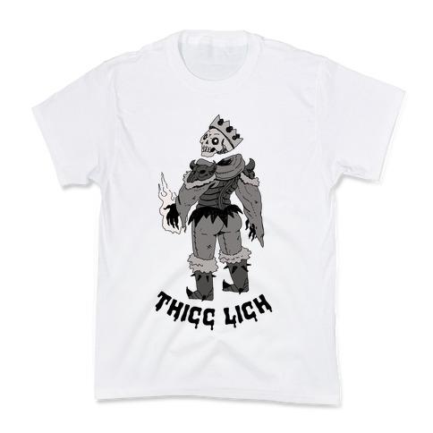 Thicc Lich Kids T-Shirt