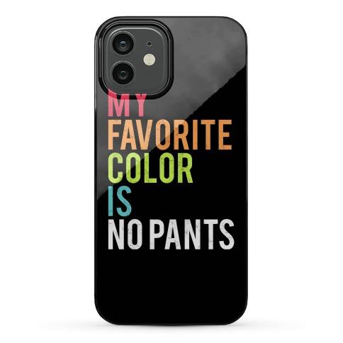 Favorite Color Phone Case