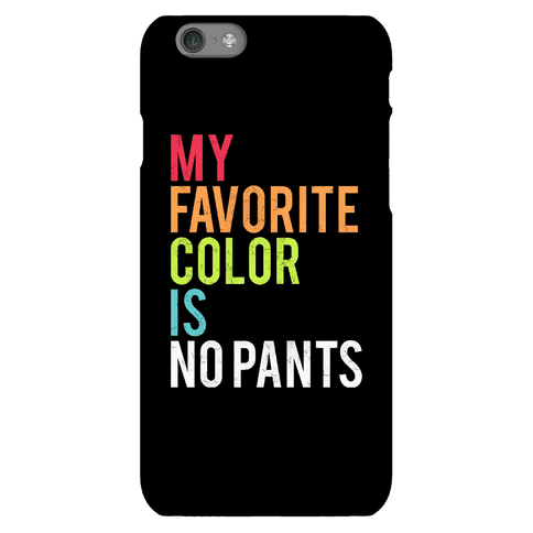 Favorite Color Phone Case