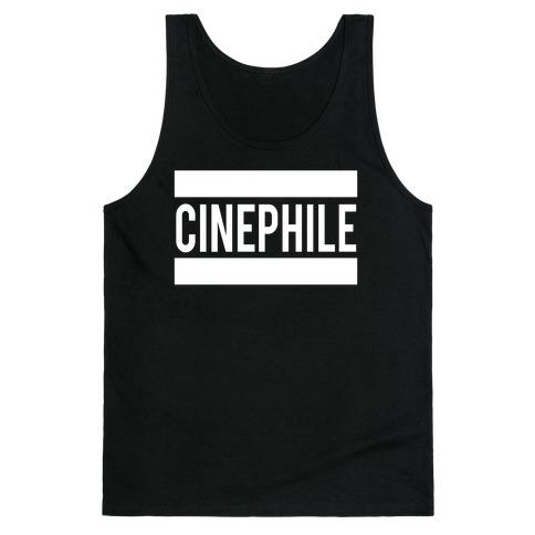Cinephile Tank Top