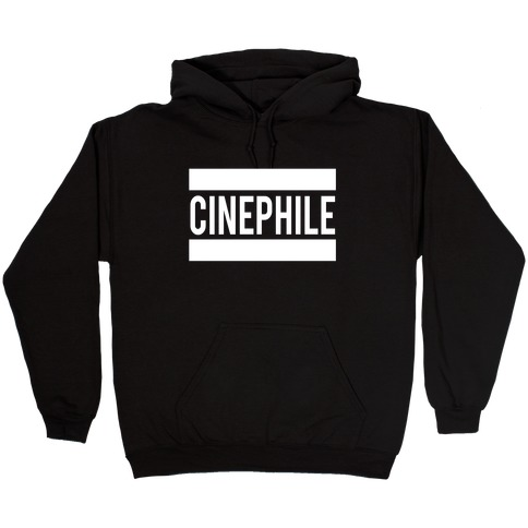 Cinephile Hooded Sweatshirt