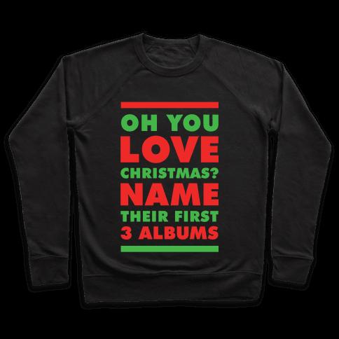 Oh You Love Christmas