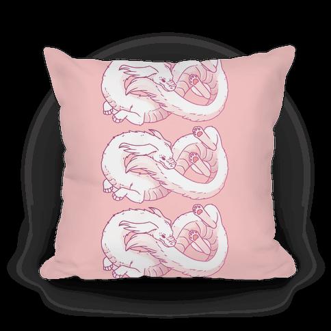 Infinity Luckdragon Pillow