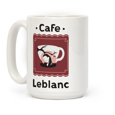 Cafe Leblanc Coffee Mug
